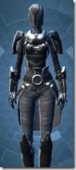 Calculated Mercenary - Female Close