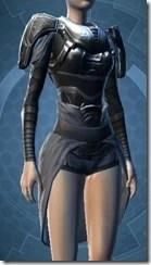 Calculated Mercenary's Body Armor