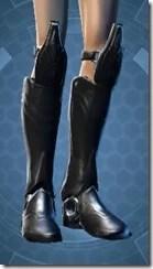Calculated Mercenary's Boots