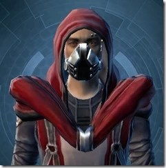 Enigmatic Operative Doesn't Hide Hood