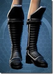 Enigmatic Operative's Boots