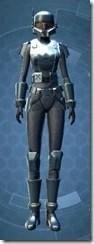 Unyielding Tracker - Female Front