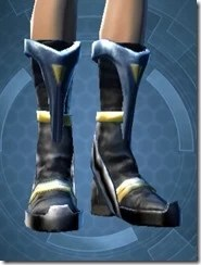 Zakuulan Security's Boots