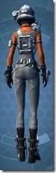 Battlefield Technician - Female Rear