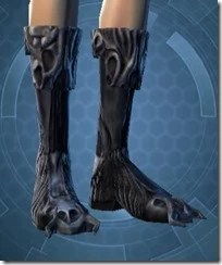 Chaotic Force-Master's Boots