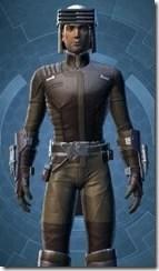 Guerrilla Tactician - Male Close