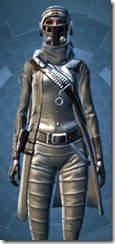 Nomadic Gunslinger - Female Close