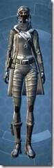 Nomadic Gunslinger - Female Front