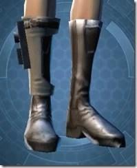 Nomadic Gunslinger's Boots