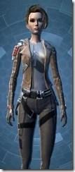 Corellian Pilot - Female Close