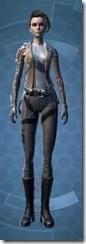 Corellian Pilot - Female Front