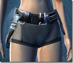 Corellian Pilot's Belt
