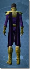 Force Apprentice - Dyed Rear
