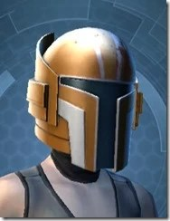 Charismatic Mandalorian's Helmet