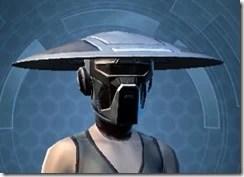 Freelance Hunter's Helmet