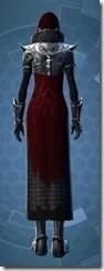 Callous Conqueror Female Rear