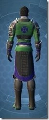 Distinguished Warrior Dyed Rear