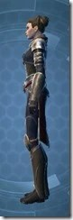 Distinguished Warrior Female Side