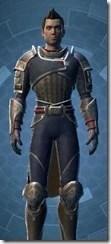 Distinguished Warrior Male Close