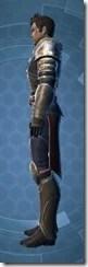 Distinguished Warrior Male Side