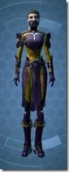 Resilient Warden Dyed Front