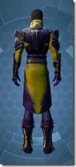 Resilient Warden Dyed Rear