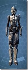 Merciless Seeker Female Front