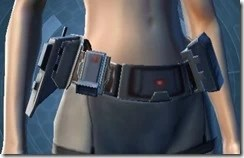 Covert Cipher's Belt