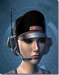 Covert Cipher's Helmet