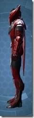 Crimson Talon Male Side