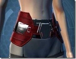 Crimson Talon's Belt