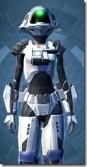 Elite Gunner Female Close