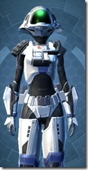 Elite Gunner Female Close