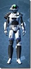 Elite Gunner Male Front