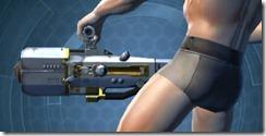Experimental Ossan Eliminator's Assault Cannon Side