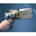 Experimental Ossan Eliminator's Offhand Blaster