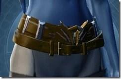 Experimental Ossan Vindicator's Belt