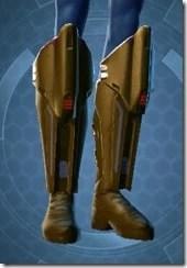Experimental Ossan Vindicator's Boots
