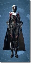Masterwork Ancient Field Tech Female Front