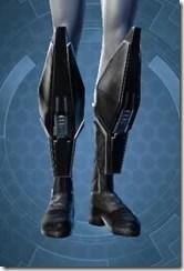 Masterwork Ancient Field Tech's Boots