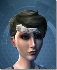 Masterwork Ancient Field Tech's Headgear