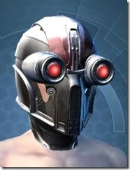 Masterwork Ancient Force-Master's Headgear