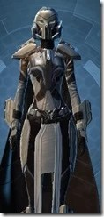 Masterwork Ancient Vindicator Female Close