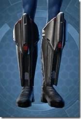 Masterwork Ancient Vindicator's Boots