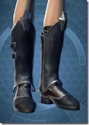 Resourceful Renegade's Boots