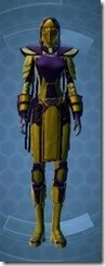 Sinister Warden Dyed Front