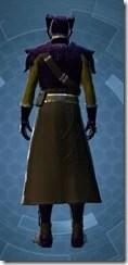 Cutthroat Buccaneer Dyed Rear