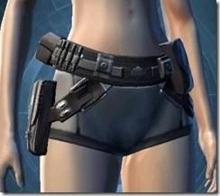 Frontline Sliver's Belt