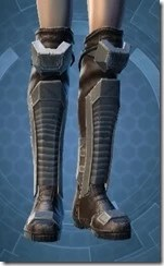Remote Outcast's Boots