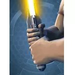 Amplified Ossan Force-Master's Lightsaber